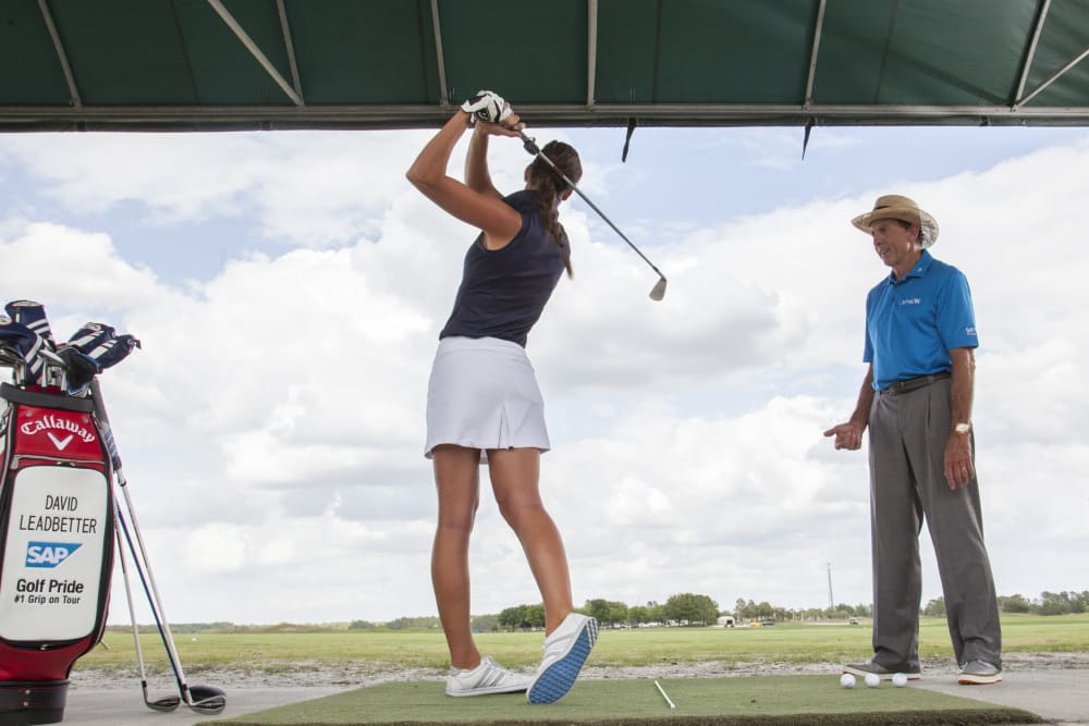 Why Pro Athletes Struggle at Golf | By David Leadbetter