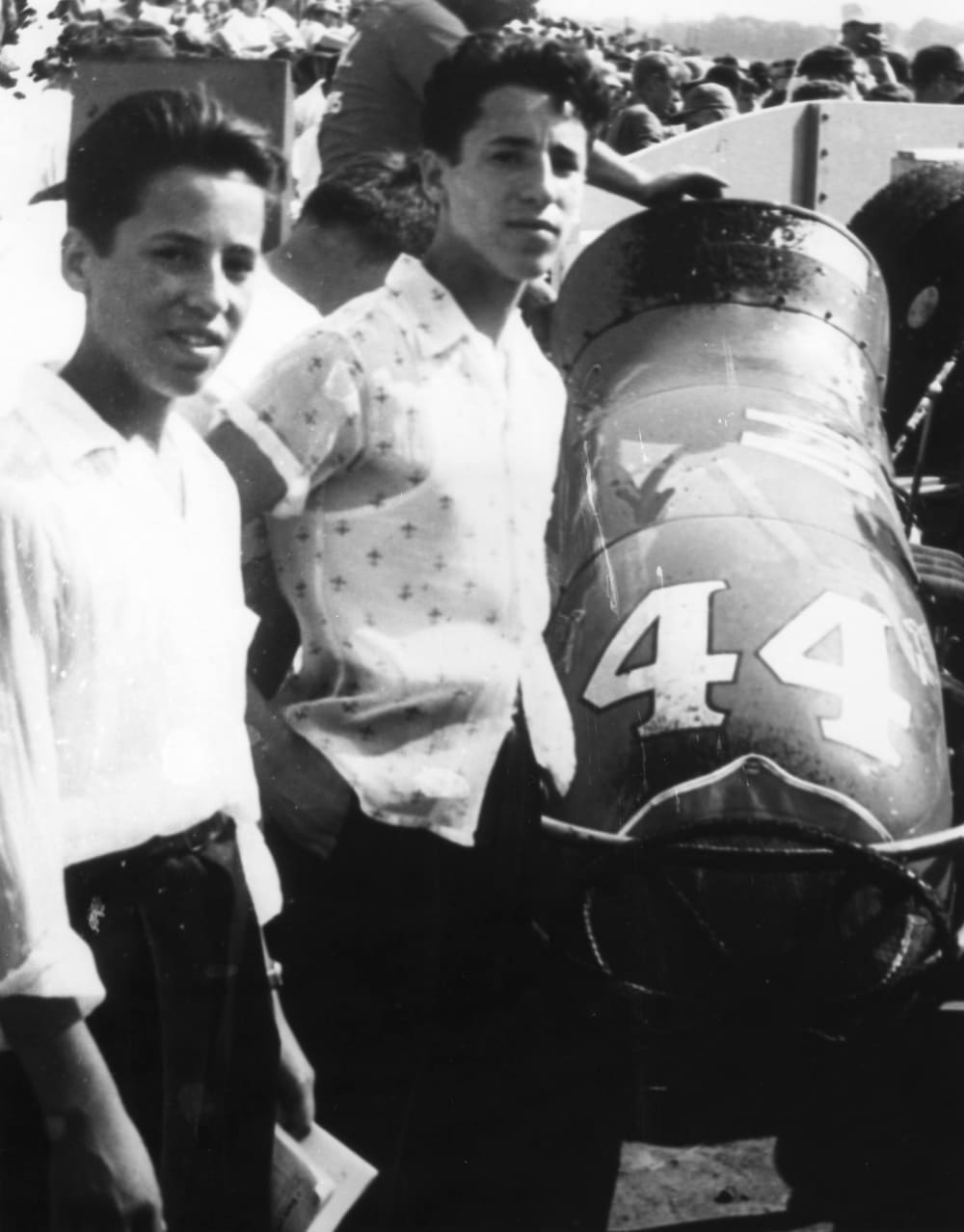 Mario&Aldo-at-Langhorne-1956