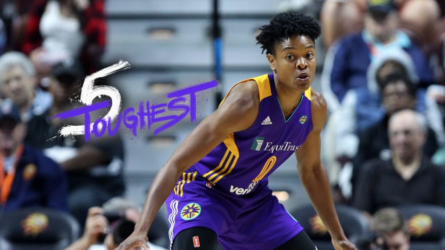Five Toughest to Guard in the WNBA