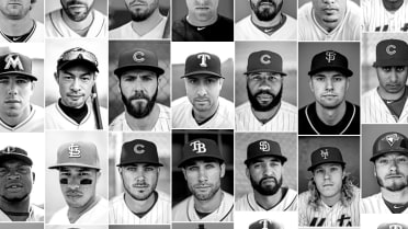 Faces of Major League Baseball