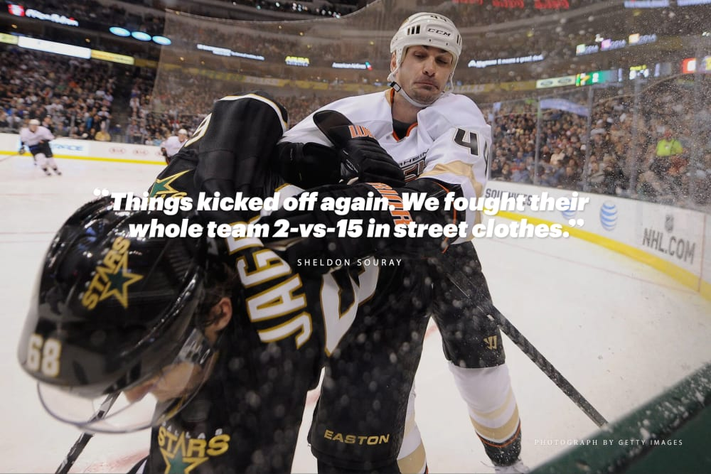 Souray Fight Pull