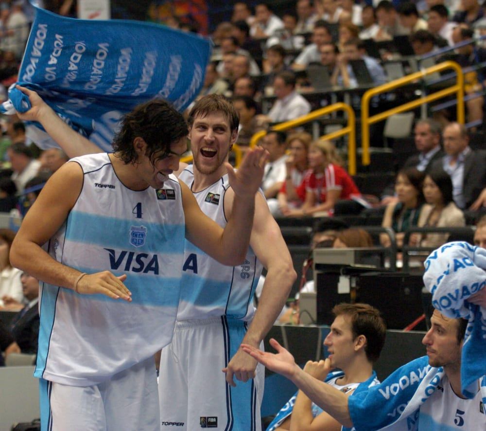How We Play Basketball In Argentina By Luis Scola