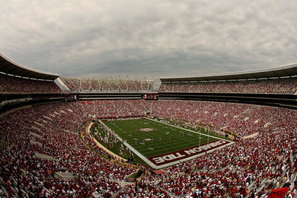 NCAA Football: Alabama Spring Practice