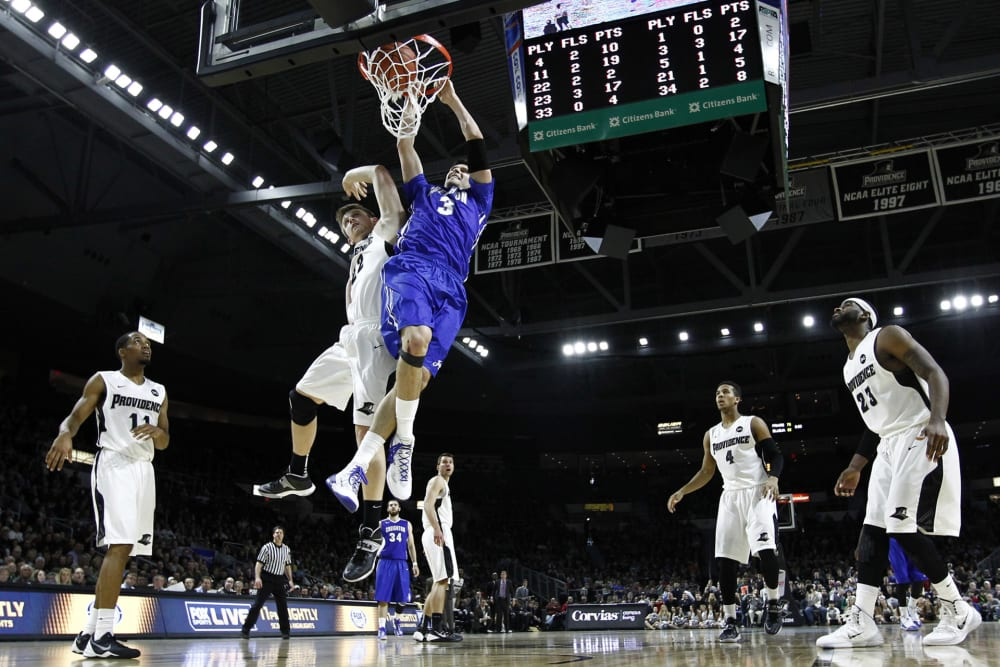 NCAA Basketball: Creighton at Providence