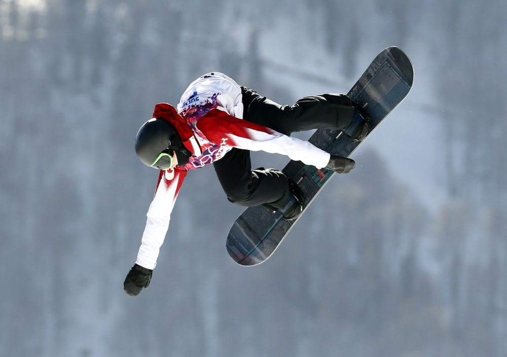 Olympics: Snowboarding-Men's Slopestyle Qualification