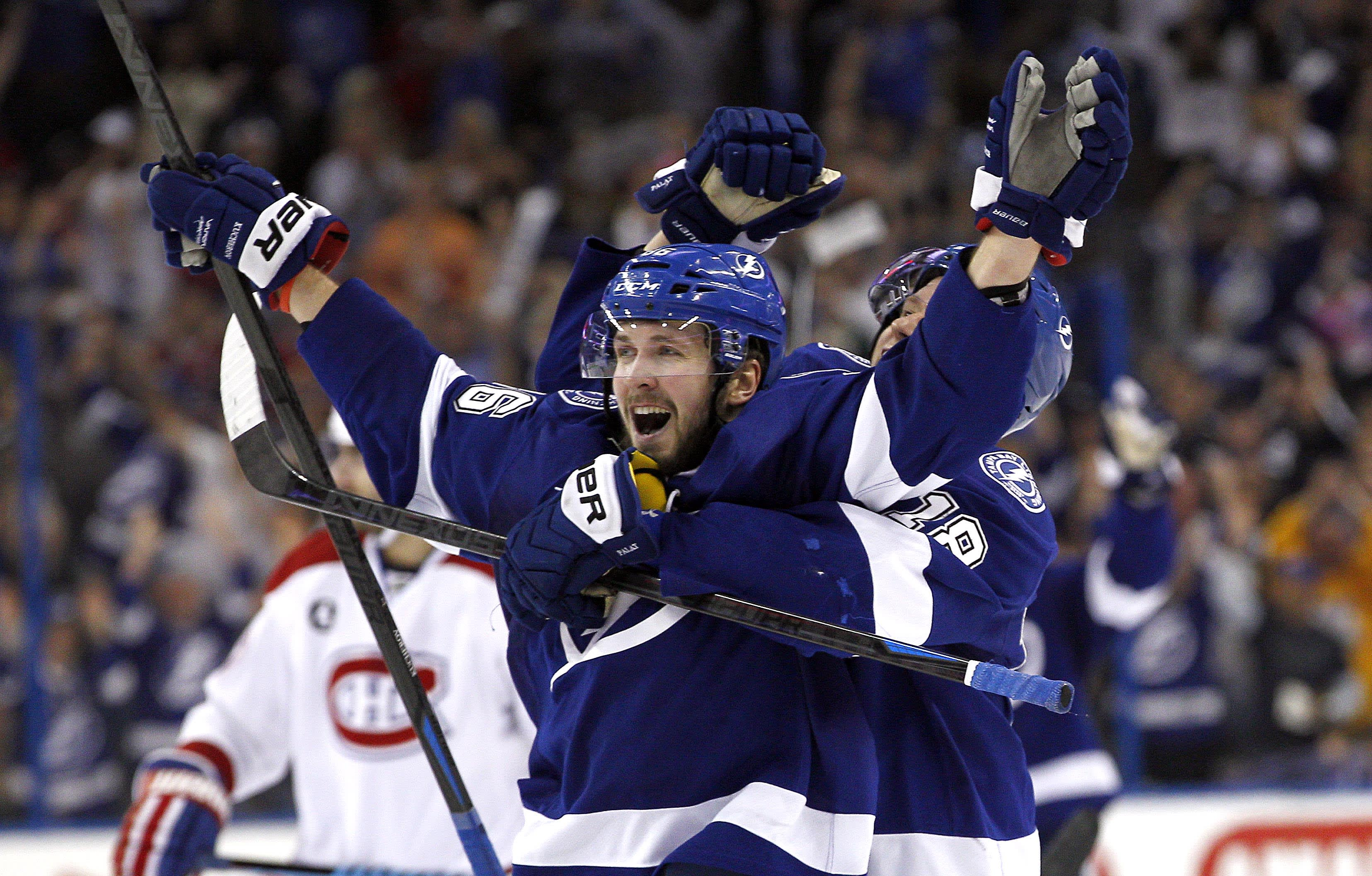 NHL: Stanley Cup Playoffs-Montreal Canadiens at Tampa Bay Lightning