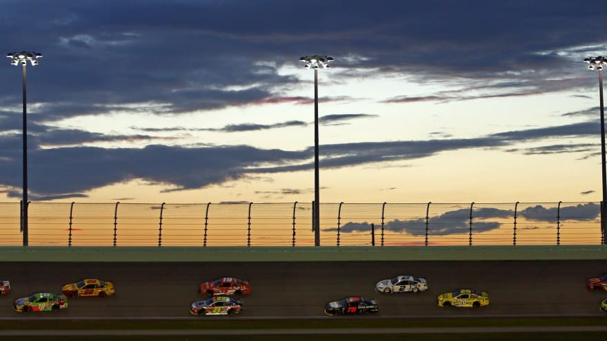 Three Wide: The Drivers Preview the Chase