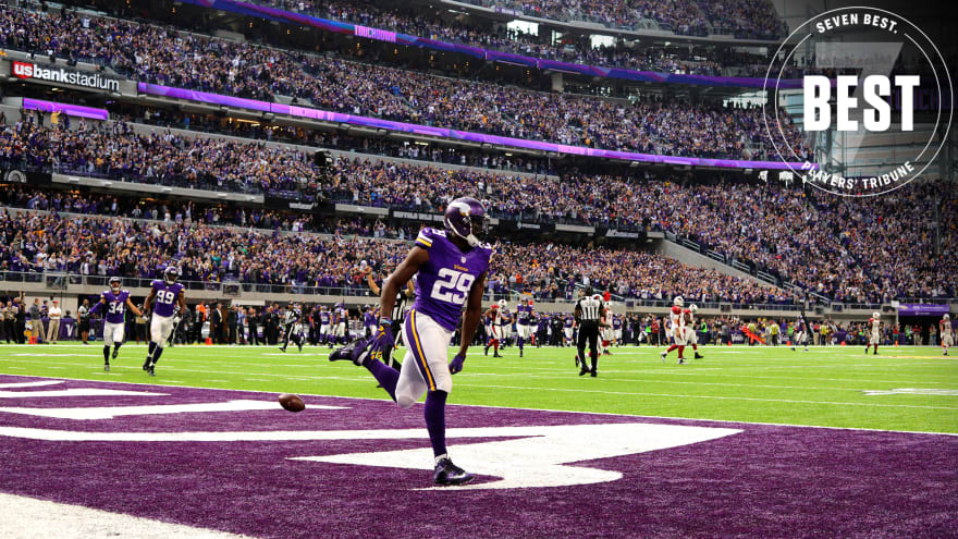 The 7 Best Players in the NFC North. Period.