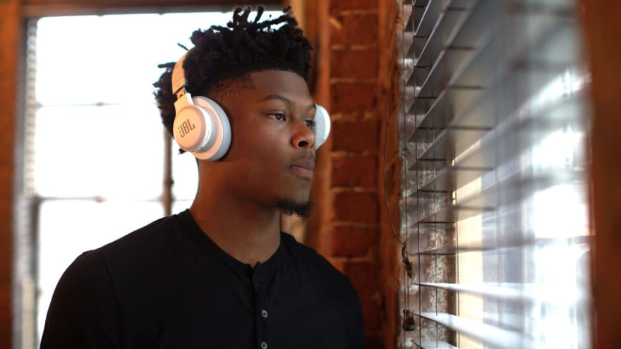 Cam Reddish in Conversation with Jay Williams
