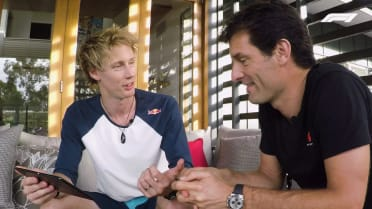 Life Out Loud: Brendon Hartley and Mark Webber