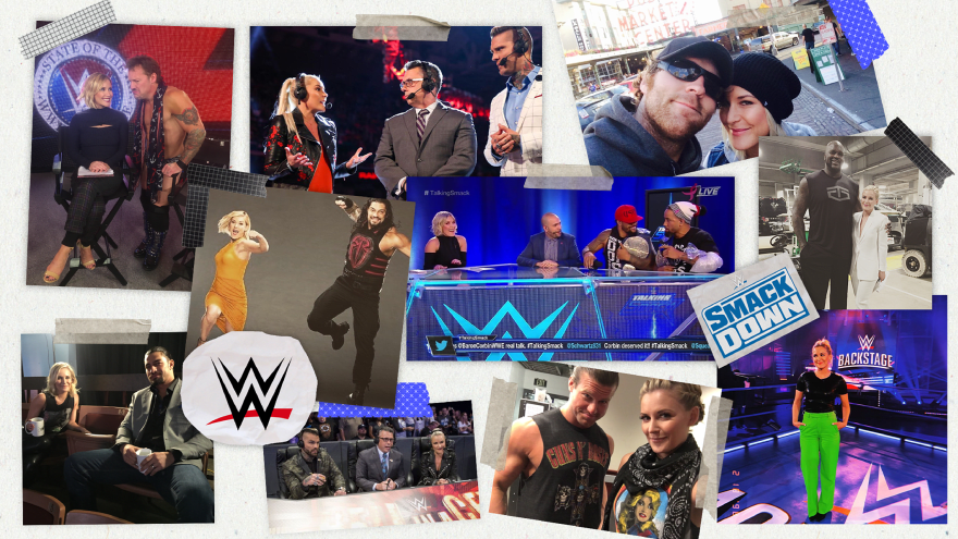 A Letter to My WWE Family