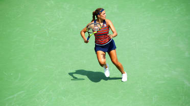 The Iso: Monica Puig