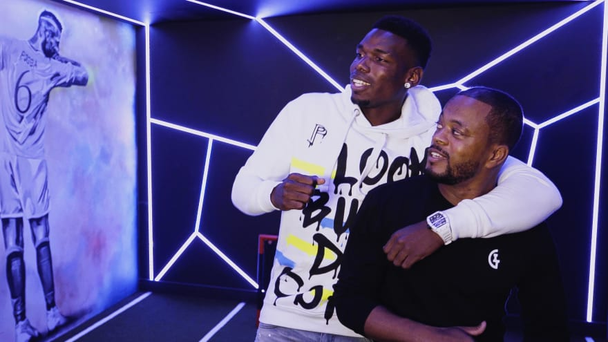 Houseguest Europe: Manchester United's Paul Pogba