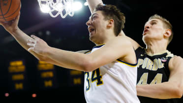 What the (Blank)?: Michigan Basketball's Mark Donnal