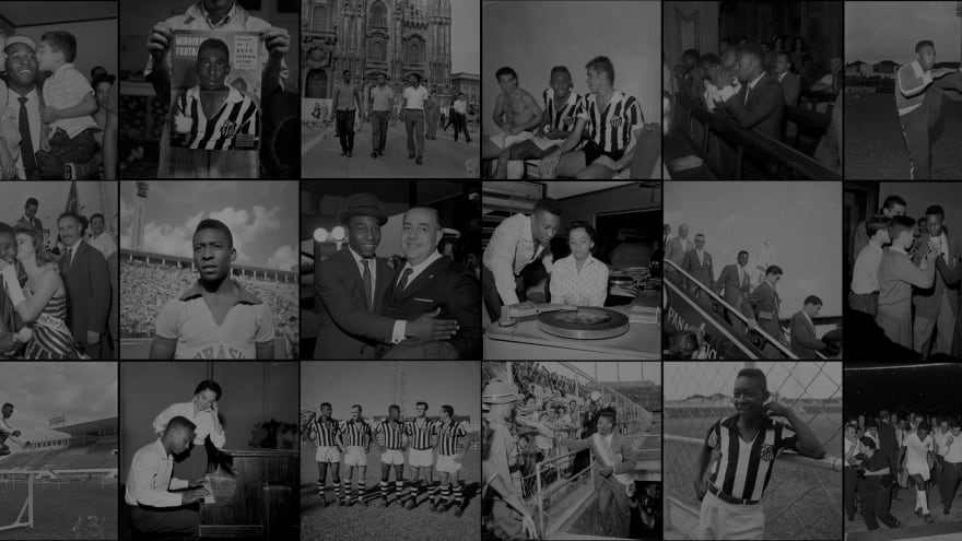 Life Out Loud: Pelé In His Own Words